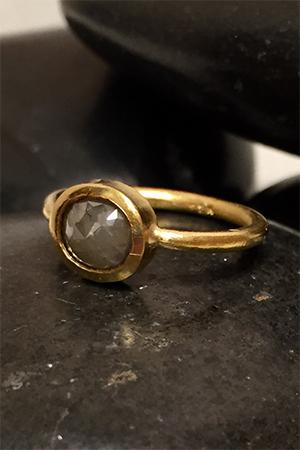 Andrea Jerome - Diamond Ring