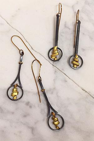 Kim Maitland - Energy Earrings